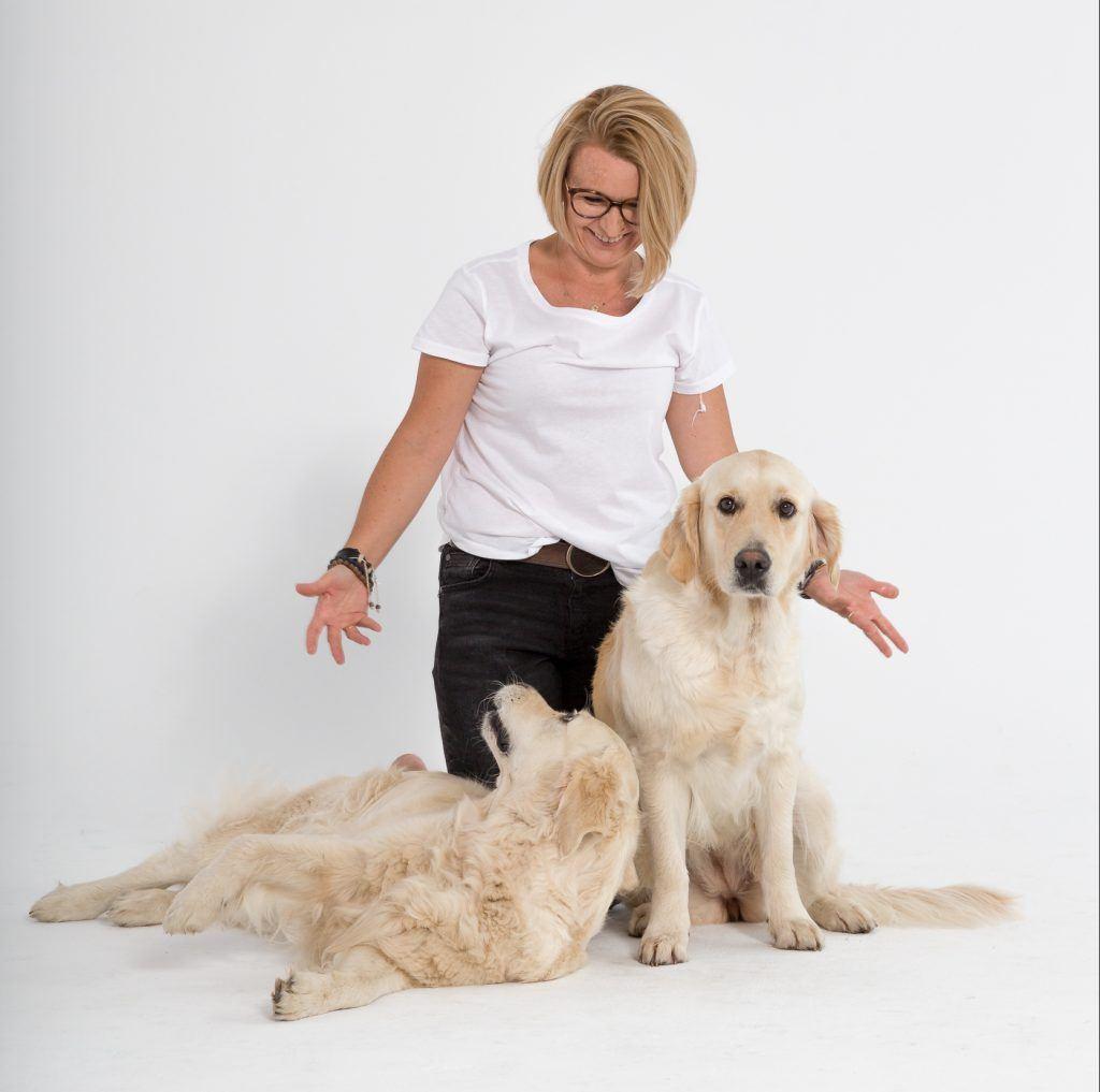 KASIA HORUBAŁA trenerka psów