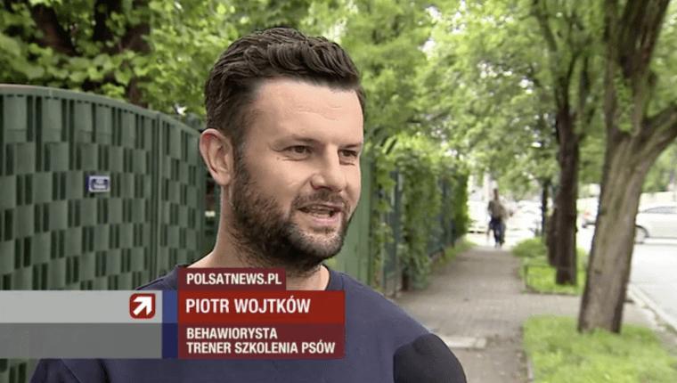 szkółka dla psów warszawa Piotr Wojtków polsat news