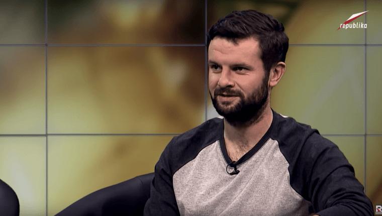Piotr Wojtków w telewizji republika psi behawiorysta