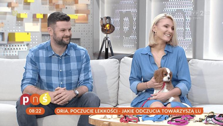 pytanie na śniadanie Piotr Wojtków szkolenia psów warszawa