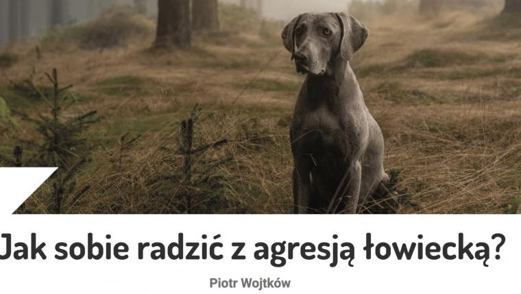 Jak sobie radzić z agresją łowiecką Piotr Wojtków