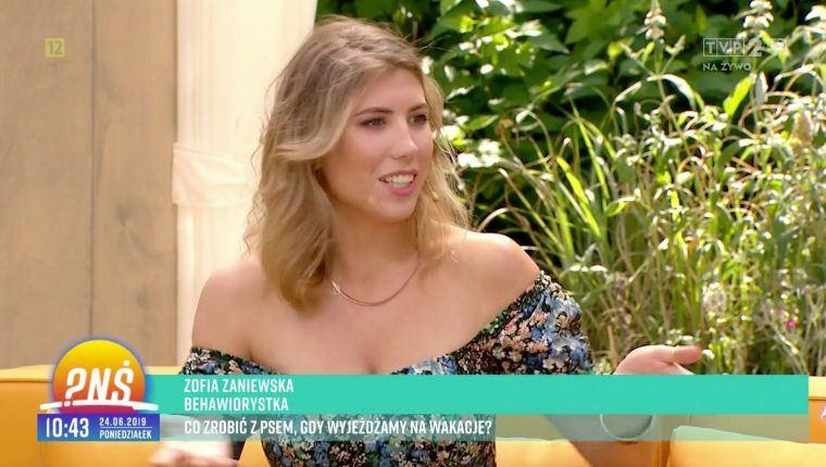 Zofia Zaniewska behawiorystka
