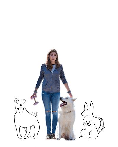 Zosia Zaniewska-Wojtków behawiorystka dla psów