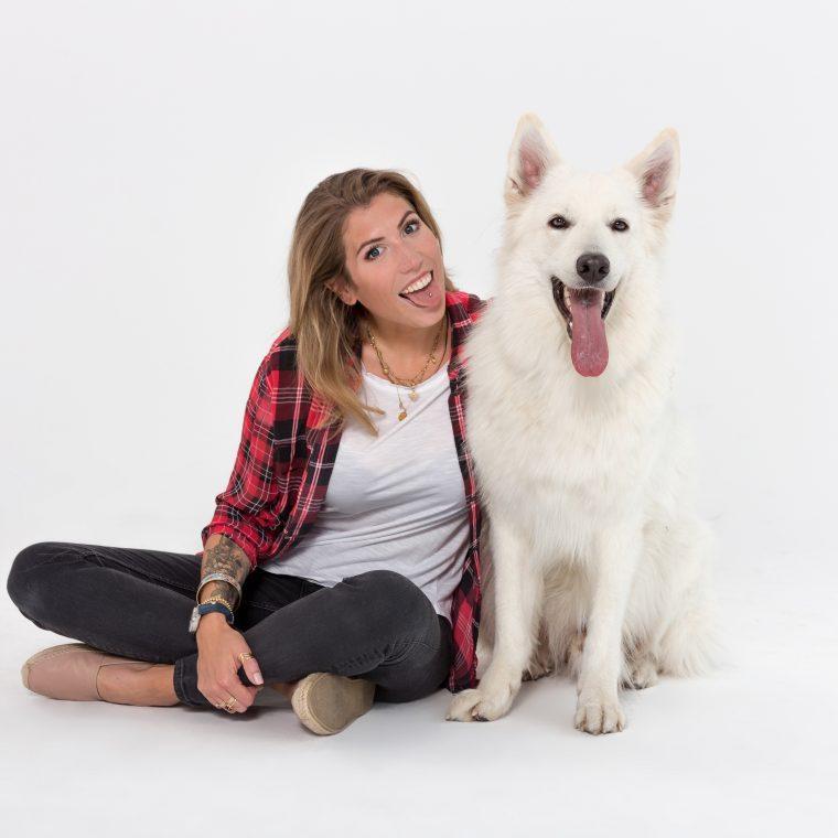 Zofia Zaniewska-Wojtków psia behawiorystka
