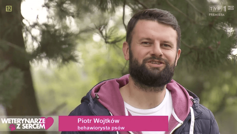 Weterynaz z sercm Piotr Wojtków